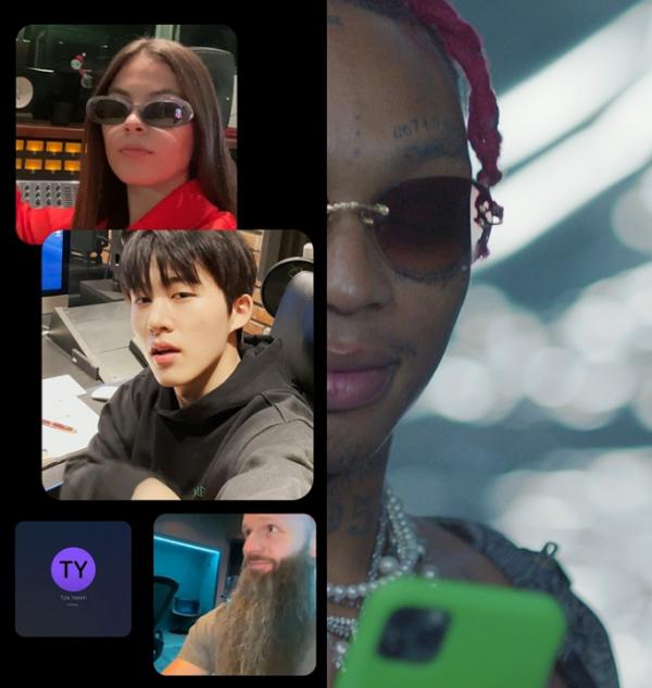 ▲비아이(B.I)가 14일 글로벌 아티스트들과 함께 글로벌 싱글을 발표한다. (자료 = 아이오케이컴퍼니 by 131LABEL )