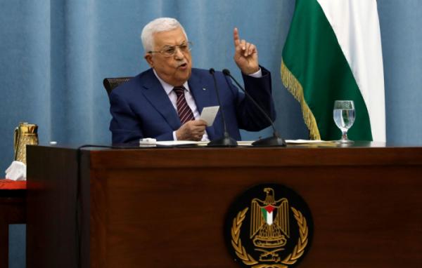 ▲팔레스타인 자치정부의 수반 마무드 아바스는 선거 연기의 이유로 이스라엘이 팔레스타인 자치정부가 동예루살렘에서 활동하는 것을 막기 위해 주민들의 투표를 방해했다는 점을 들었다. (AFP연합뉴스)