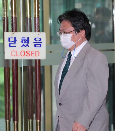 ▲소마 히로히사 주한 일본대사관 총괄 공사. (연합뉴스)