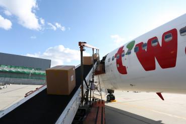 ▲티웨이항공은 기내 화물 운송 사업에 홍콩 노선을 추가한다.  (사진제공=티웨이항공)