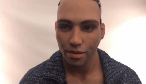 ▲해외 리얼돌 업체 대표가 자신의 인스타그램을 통해 인간 남성의 모습을 한 리얼돌 '헨리'를 공개했다.  (인스타그램 캡처)