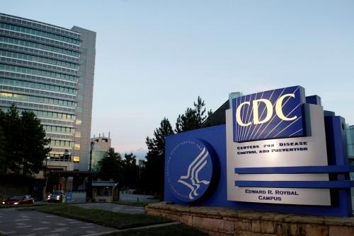 ▲미국 조지아주 애틀랜타에 위치한 질병통제예방센터(CDC) 본사 전경. 애틀랜타/로이터연합뉴스