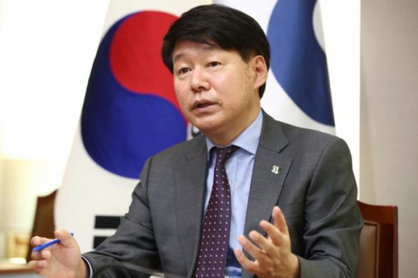 ▲안경덕 고용노동부 장관. (연합뉴스)