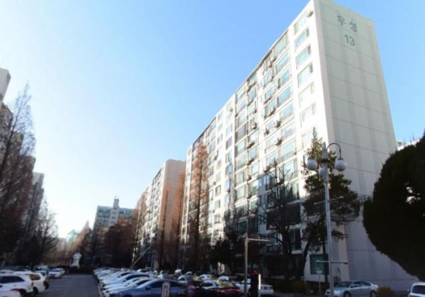▲서울 송파구 잠실동 우성 1·2·3차 아파트 단지 전경. (출처=네이버로드뷰)