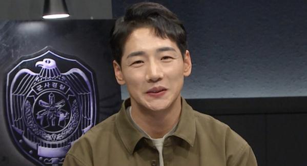 ▲'강철부대' 박군(사진제공=채널A)