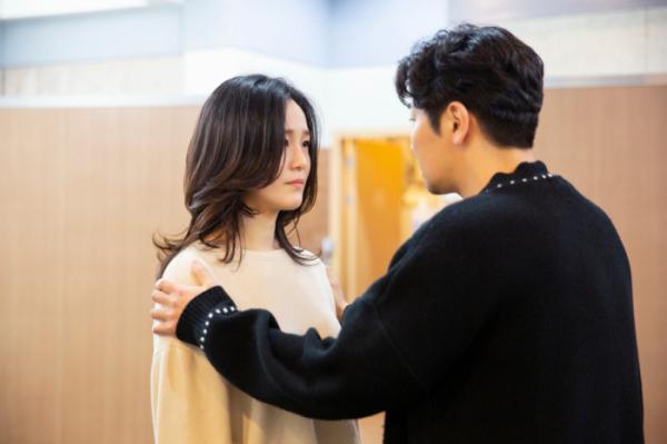 ▲연극 '안녕, 여름' 연습실 스케치. (사진=알앤디웍스)