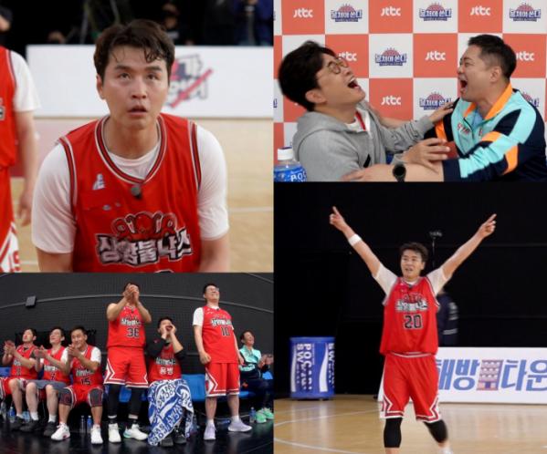 '어게인 농구대잔치' 앞둔 '상암불낙스', 이동국 활약으로 공식 1승 거둘까