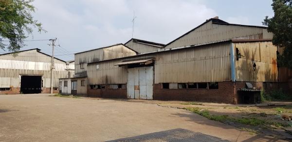▲인천남동공단 내 폐업한 공장 모습(사진=고종민 기자)