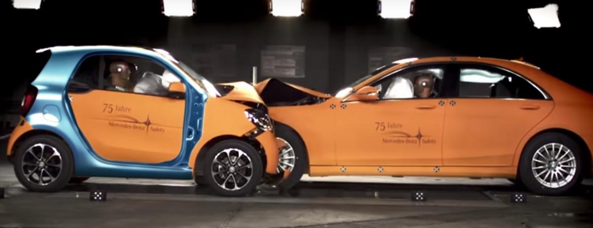 소형 SUV 충돌 안전성 1위는?