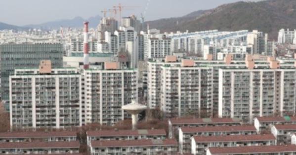 ▲서울 노원구 일대 아파트 단지들. (연합뉴스)