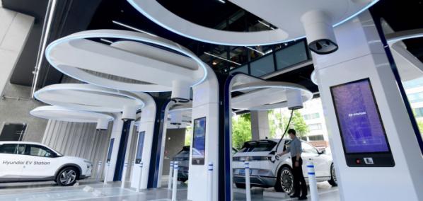 ▲현대차가 전고차 배터리 자체 개발에 나섰다고 밝혔다. 이를 포함해 전기차  진단을 강화하는 등 품질 관리에 적극 추진한다고 공언했다.  (신태현 기자 holjjak@)