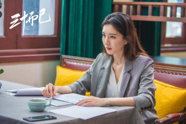 ▲드라마 '겨우 서른'은 지난해 중국에서 방영 이틀 만에 TV 시청률 1%를 돌파하고, 67억 조회수를 기록하며 큰 인기를 끌었다.  (넷플릭스)