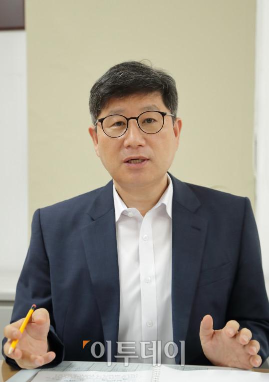 ▲윤웅장 신임 범죄예방정책국장. (사진제공=법무부)