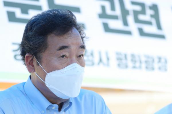 ▲더불어민주당 대권주자인 이낙연 전 더불어민주당 대표. (연합뉴스)