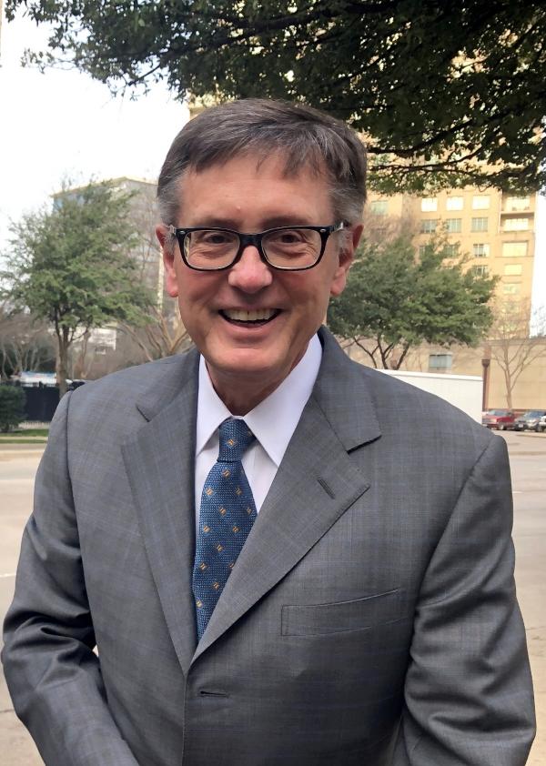▲리처드 클라리다 미국 연방준비제도(Fed·연준) 부의장이 2019년 2월 미국 텍사스주 댈러스를 방문하고 있다. 댈러스/로이터연합뉴스