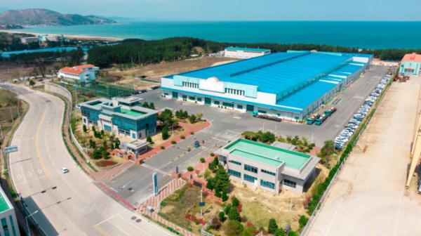 ▲포스코SPS 공장 전경 (사진제공=포스코인터내셔널)