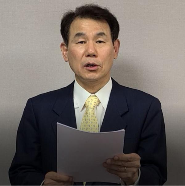 ▲방위비협상 브리핑하는 정은보 방위비대사 (사진=연합뉴스)