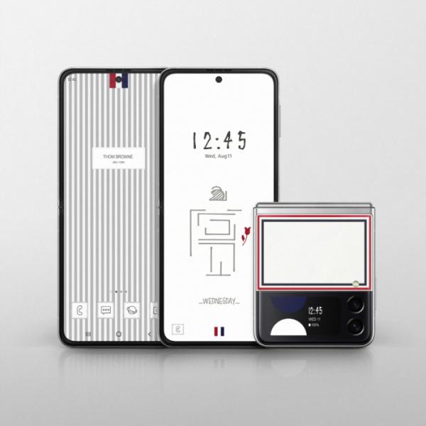 ▲삼성 '갤럭시 Z 폴드3·플립3 톰브라운 에디션' 제품 이미지 (사진제공=삼성전자)