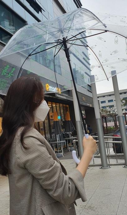 ▲막걸리 우산 (이마트24)