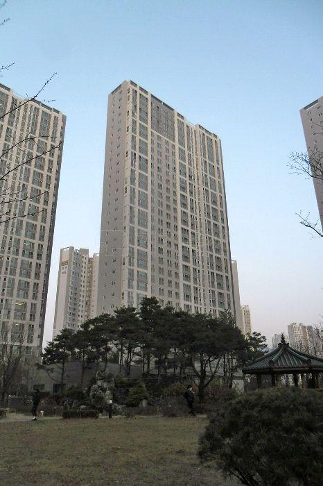 ▲경기 의정부시 낙양동 763 반도유보라아이비파크. (사진 제공=지지옥션)