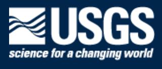 ▲미국 지질조사국(USGS) 로고. 출처=USGS 홈페이지 캡처