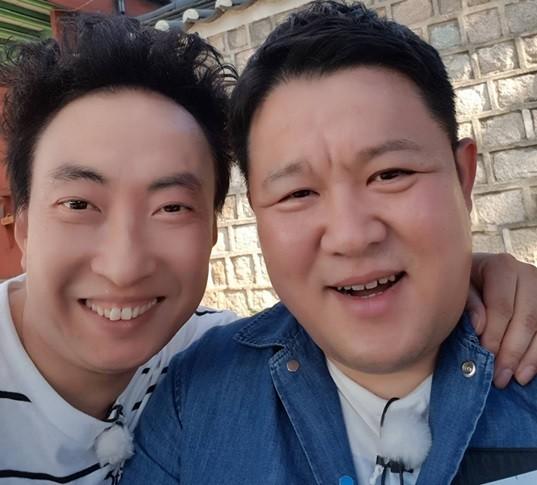 ▲박명수(왼), 김구라 (출처=박명수SNS)