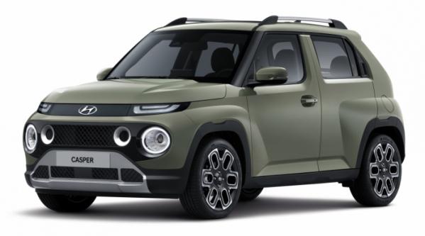 ▲현대차 경형 SUV 캐스퍼. 국내에서 처음으로 시도하는 고객 직접판매(D2C) 방식, 즉 100% 온라인 판매만 가능하다.  (사진제공=현대차)