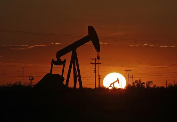 ▲미국 텍사스주 퍼미안 분지의 한 셰일유전. 퍼미안/AP뉴시스