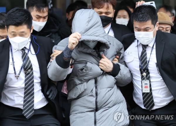 ▲'정인이 사건' 양모 장 모씨 (연합뉴스)