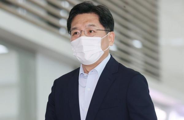 ▲노규덕 외교부 한반도평화교섭본부장의 모습. (사진 = 연합뉴스)