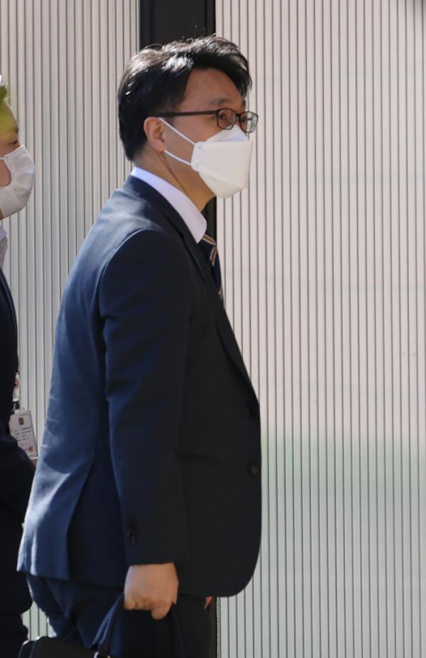 ▲김진욱 고위공직자범죄수사처 처장 (연합뉴스)