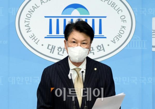 ▲장제원 국민의힘 의원. 신태현 기자 holjjak@ (이투데이DB)