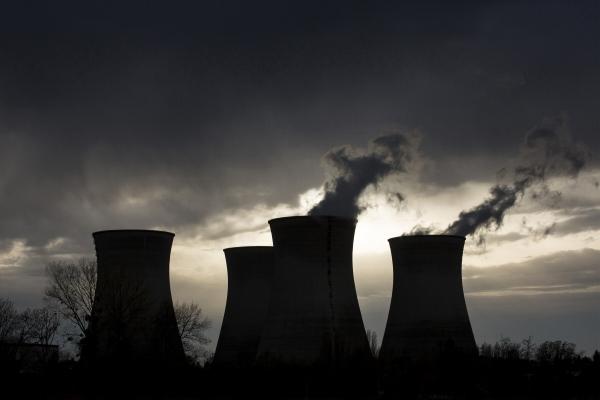 ▲프랑스 리용 인근의 한 원자력 발전소. 리용/AP뉴시스