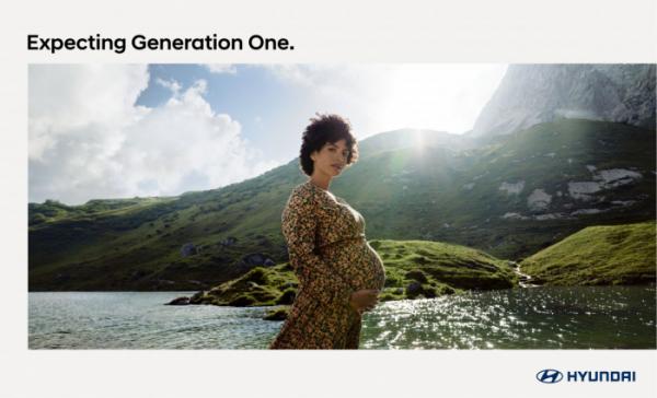 ▲현대차가 탄소중립의 시대를 살아갈 첫 번째 세대인 '제너레이션 원(Generation One)'을 위한 메시지를 담은 영상을 공개했다.  (사진제공=현대차)