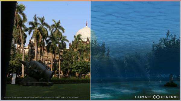 ▲인도 뭄바이. 출처 기후중심