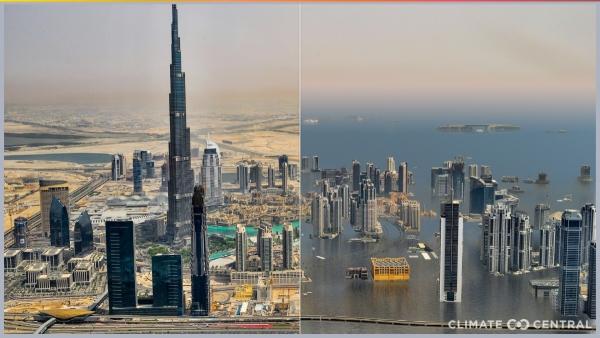 ▲아랍에미리트 두바이. 출처 기후중심