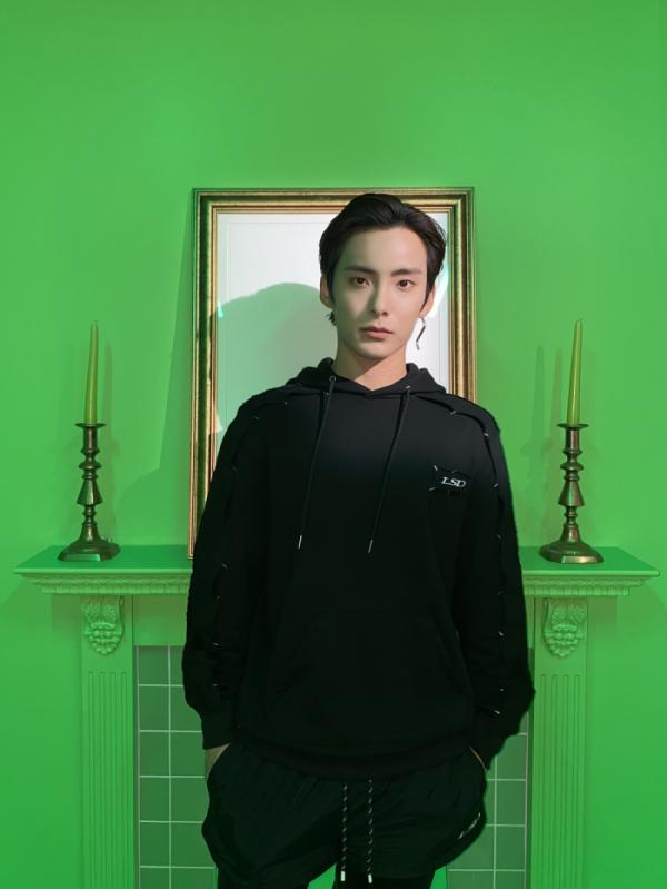 에이스(A.C.E) 준, '서울패션위크' 런웨이 선다…패셔너블 비주얼 예고