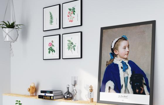 [남다른 방구석] 클릭 하나로 내 방을 미술관으로…'예술 작품 구매'
